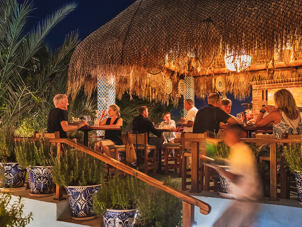 Tres Sirenas - The best restaurant in Cabo San Lucas